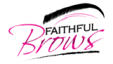 Faithful Brows Logo
